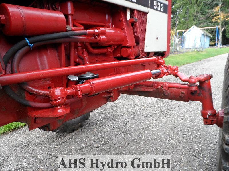Ahs Hydro Hydraulische Lenkung Case Ih Ihc 633 Ihc 533