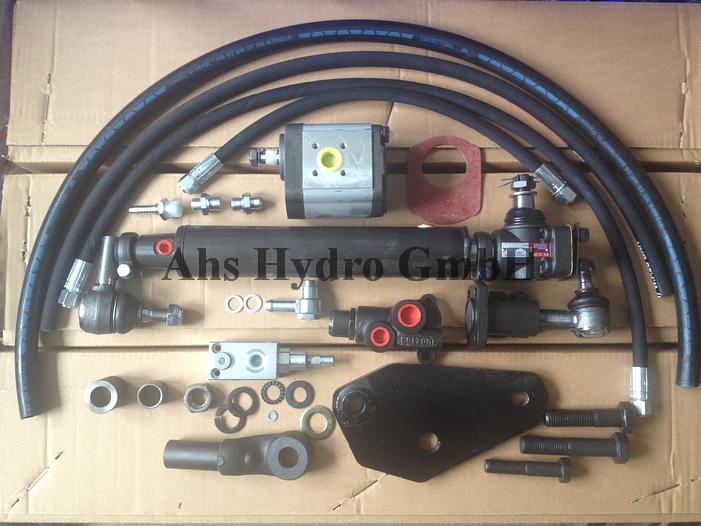 Unimog 401 Ahs-Hydro - Fiatagri H...