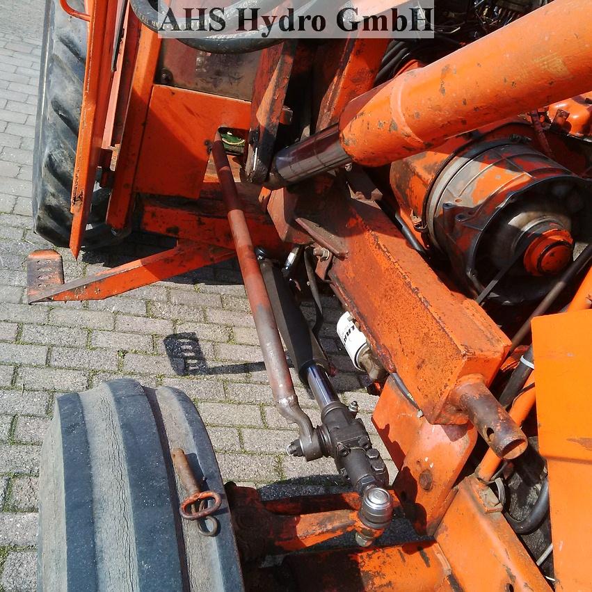 krieger traktor servolenkung