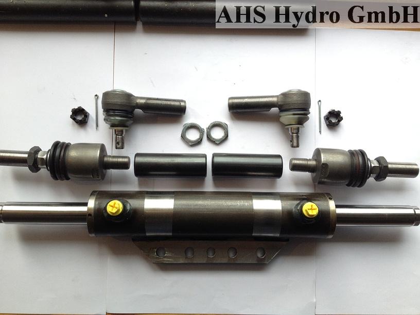Hydraulische lenkung