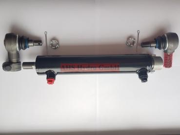 Lenkzylinder MB Trac 1300 MB 1500  MB 1800 Satz Kugelgelenk f
